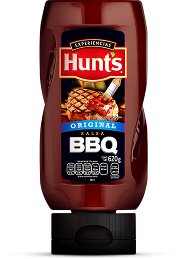 Salsa BBQ Original Hunt´s