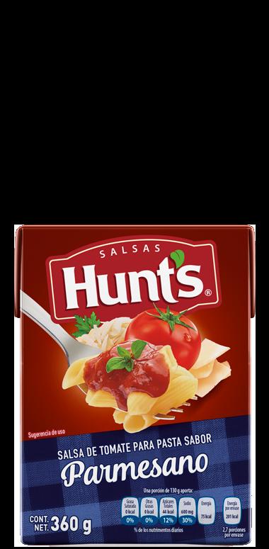 Salsa parmesano Hunt's